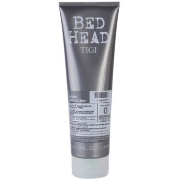 TIGI Bed Head Urban Antidotes Reboot šampon pro podrážděnou pokožku hlavy 250 ml