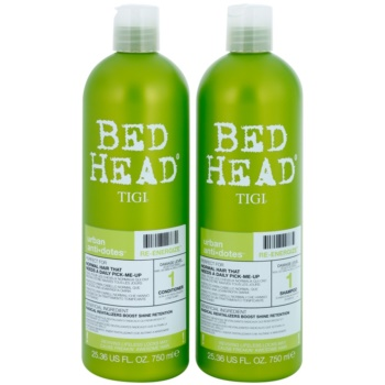 TIGI Bed Head Urban Antidotes Re-energize set za bleščeč sijaj las