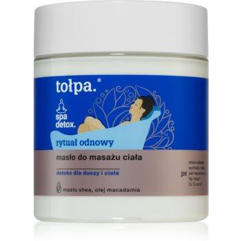 Tołpa Spa Eco Relax unt pentru corp pentru piele foarte uscata