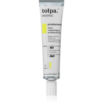 Tołpa Estetic Discoloration crema de zi impotriva petelor pigmentare poza noua