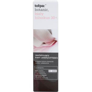 Tołpa Botanic White Hibiscus 30+ crema revitalizanta impotriva primelor semne de imbatranire ale pielii 2