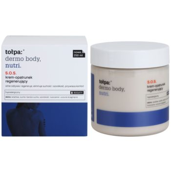 Tołpa Dermo Body Nutri SOS крем для тіла та обличчя для сухої та дуже сухої шкіри 1