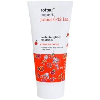 Tołpa Expert Junior 6-12 pasta de dinti pentru copii