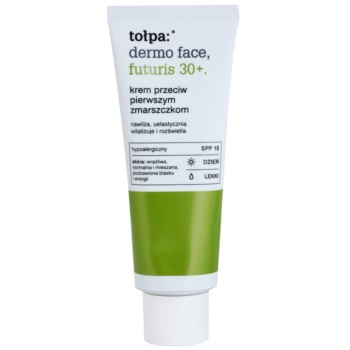 Tołpa Dermo Face Futuris 30+ crema de zi pentru primele riduri SPF 15