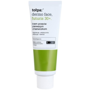 Tołpa Dermo Face Futuris 30+ crema de noapte impotriva primelor semne de imbatranire ale pielii  40 ml