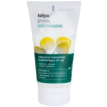 Tołpa Green Nutrition beruhigende und hydratisierende Creme für die Hände