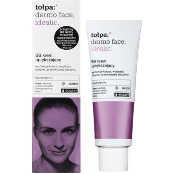 Tołpa Dermo Face Idealic BB Creme mit nährender Wirkung für das gleichmäßige und makellose Aussehen der Haut 1
