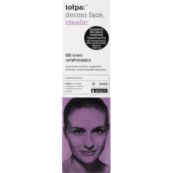 Tołpa Dermo Face Idealic BB Creme mit nährender Wirkung für das gleichmäßige und makellose Aussehen der Haut 2