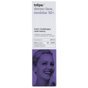 Tołpa Dermo Face Modelar 50+ remodelační denní krém SPF 10 2