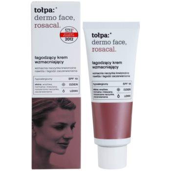 Tołpa Dermo Face Rosacal crema de zi impotriva inrosirii SPF 10 1