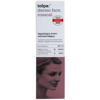 Tołpa Dermo Face Rosacal crema de zi impotriva inrosirii SPF 10 2