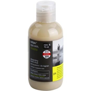 Tołpa Spa Eco Vitality gel-crema de dus cu efect de netezire  75 ml