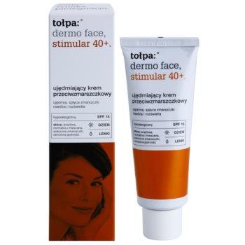 Tołpa Dermo Face Stimular 40+ lahka učvrstitvena krema SPF 15 1