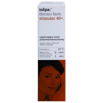 Tołpa Dermo Face Stimular 40+ lahka učvrstitvena krema SPF 15 2