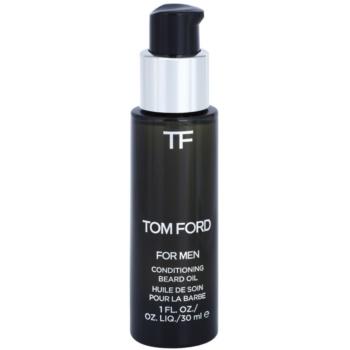 Tom Ford For Men olej na vousy s vůní vanilky a tabáku 30 ml