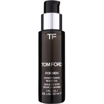 Tom Ford Men Skincare масло за бради с аромат на цвете на портокалово дърво