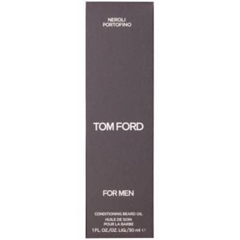 Tom Ford Men Skincare масло за бради с аромат на цвете на портокалово дърво 2