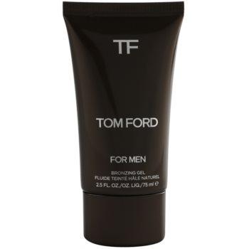 Tom Ford For Men samoopalovací gelový krém na obličej pro přirozený vzhled 75 ml