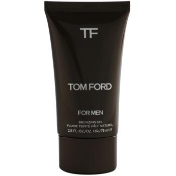 Tom Ford For Men gel crema bronzanta pentru fata pentru un look natural