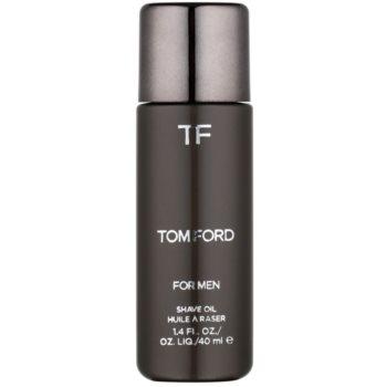 Tom Ford Men Skincare ulei pentru barbierit
