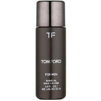 Tom Ford For Men ulei pentru barbierit