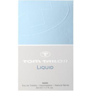 Tom Tailor Liquid Man Eau de Toilette für Herren 4