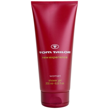 Tom Tailor New Experience Woman Shower Gel for Women