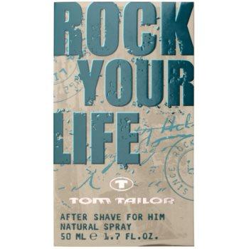 Tom Tailor Rock Your Life For Him losjon za po britju za moške 4