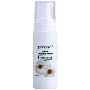 Tommy G Chamomile Line spuma de curatare cu musetel