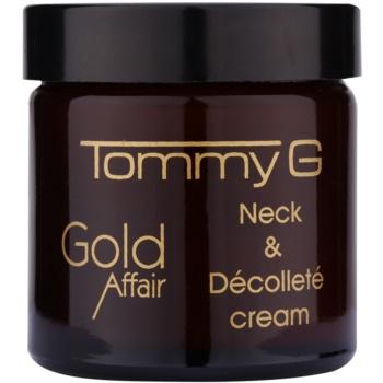 Tommy G Gold Affair pomlajevalna krema za vrat in dekolte