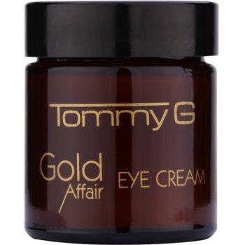 Tommy G Gold Affair crema de ochi iluminatoare pentru intinerirea pielii