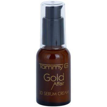 Tommy G Gold Affair ser crema pentru regenerarea si reinnoirea pielii