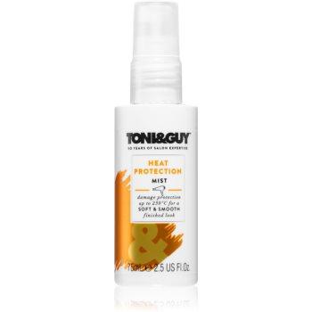 TONI&GUY Prep spray protector pentru par intins imagine produs