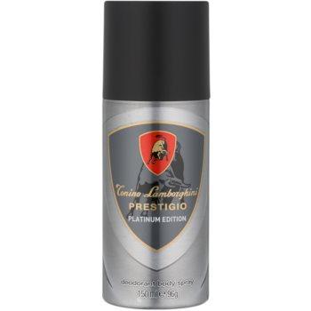 Tonino Lamborghini Prestigio Platinum Edition Deo Spray for Men