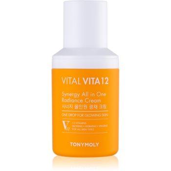 TONYMOLY Vital Vita 12 Synergy Cremă multifuncțională cu vitamine