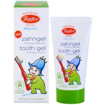 Töpfer BabyCare zubní gel pro děti 1