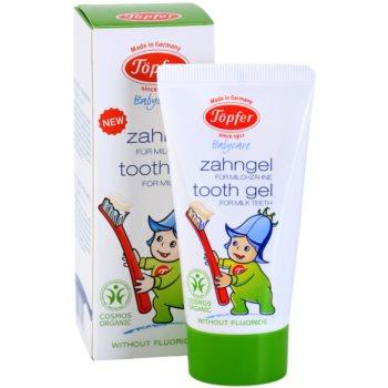 Töpfer BabyCare zubní gel pro děti 2