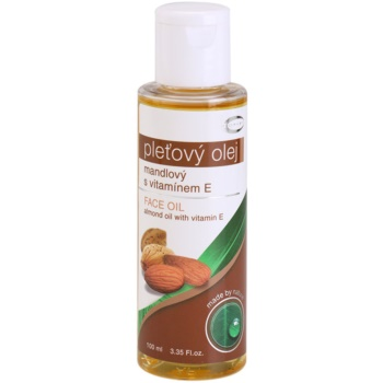 Topvet Face Care ulei de migdale cu vitamina E