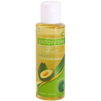 Topvet Face Care ulei de avocado cu vitamina E