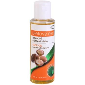 Topvet Face Care arganový olej s vitamínem E 100 ml