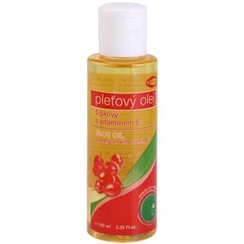 Topvet Face Care šípkový olej s vitamínem E 100 ml