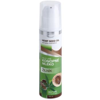 Topvet Hemp Seed Oil Hanfmilch für schwere und müde Beine