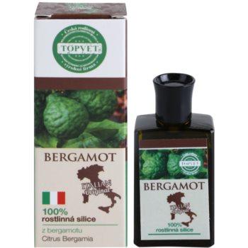 Topvet Original 100% eterično olje bergamotke 1