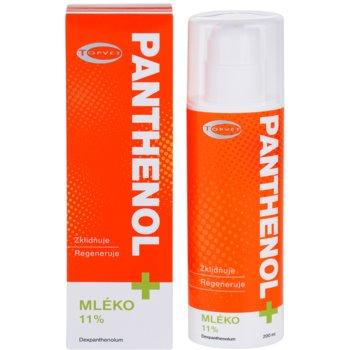 Topvet Panthenol + kojące mleczko do ciała 1