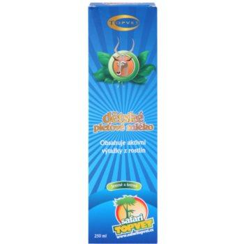 Topvet Safari lotiune de corp pentru copii 2