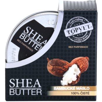 Topvet Shea Butter manteiga de karité sem perfume 3
