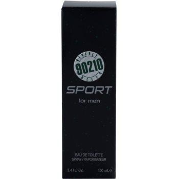 Torand Beverly Hills 90210 Sport туалетна вода для чоловіків 4