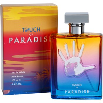 Torand Beverly Hills 90210 Touch of Paradise toaletní voda pro ženy 1