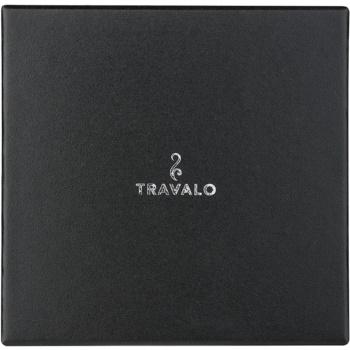 Travalo Divine nachfüllbarer Flakon mit Zerstäuber unisex   Silver 1