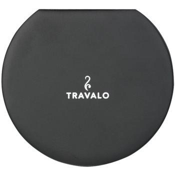 Travalo Divine nachfüllbarer Flakon mit Zerstäuber unisex   Silver 2